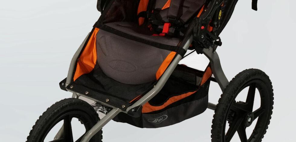 image: Barnevognprodusent saksøkes: Forhjul har løsnet