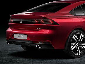 image: Peugeot 508 blir helt ny