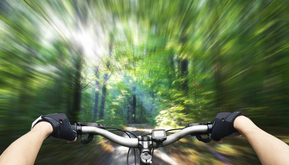 SELVTRIMMET: Å kjøpe elsykkel med 45-grense og bruke den på lovlig vis betyr ekstra bryderi. Derfor velger mange å justere syklene sine selv. Foto: Skylines/Shutterstock/NTB scanpix