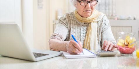 image: - Alvorlig når du ikke kan stole på pensjonskalkulatoren