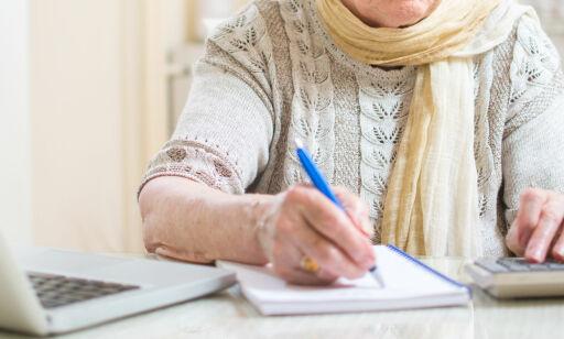 image: Pass på at pensjons-kalkulatoren er til å stole på