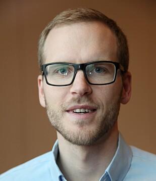 Sindre Farstad, pensjonsrådgiver i Pensjonistforbundet.
