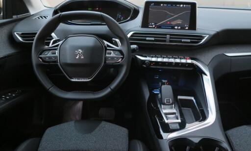 MER SPENNENDE: Vi tror unge mennesker vil velge Peugeot 3008 framfor Opels tvilling.