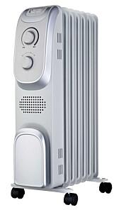 BRUKER LIKE MYE: Du sparer ikke strøm ved å velge en oljefylt radiator i stedet for en vifteovn.