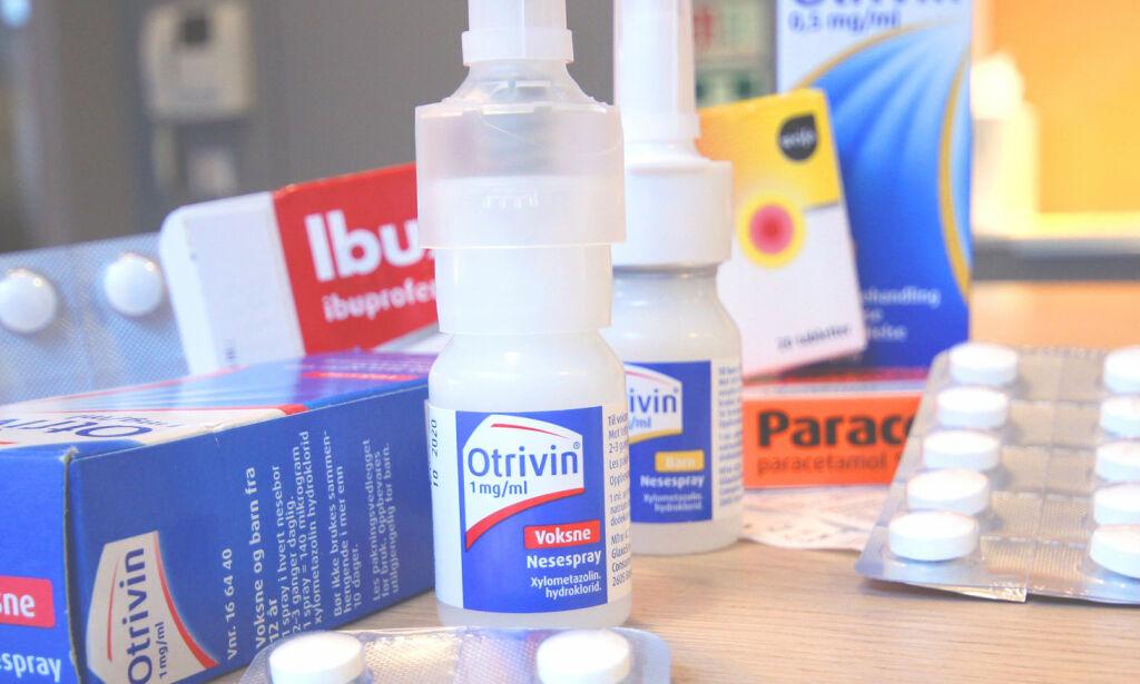 image: Her taper 7 av 10 mye penger: Risikerer å betale mer enn DOBBELPRIS for nesespray