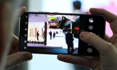 VIDVINKEL: Zenfone 5-kameraet kan ta bilder i vanlig format, men du kan også bytte over til vidvinkel om du ønsker å få med enda mer i bredden. Foto: Ole Petter Baugerød Stokke