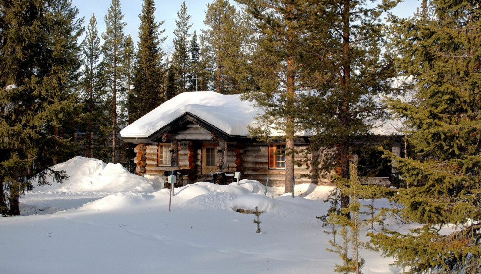 I en undersøkelse fra 2011 svarte åtte prosent av hytteeiere at de ikke hadde røykvarsler på hytta. Har du? Foto: Verisure