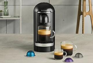 Nå blir det endelig mulig å få en stor kopp Nespresso-kaffe