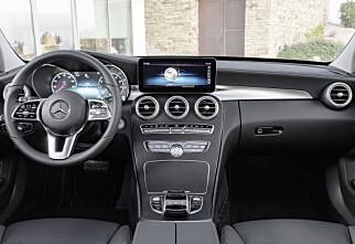 Genève: Mercedes satser på diesel i fornyet C-klasse