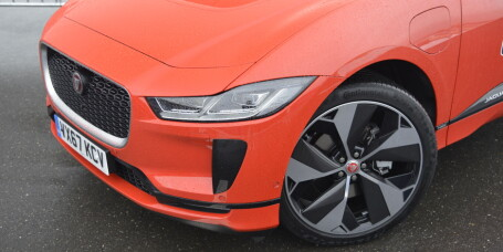 Elektriske Jaguar I-Pace: Bare å glede seg