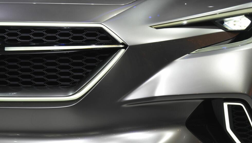Neste generasjon Subaru Outback?