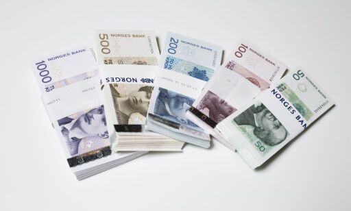image: Snart blir 22 millioner norske sedler ugyldige