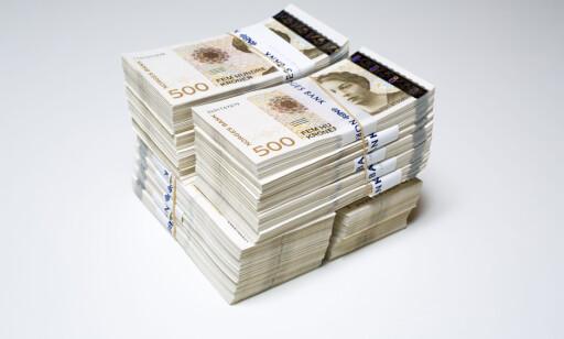 UTGÅR I 2019: 500-kroneseddelen vi bruker per i dag, utgår i 2019. Foto: Norges Bank/Nils S. Aasheim