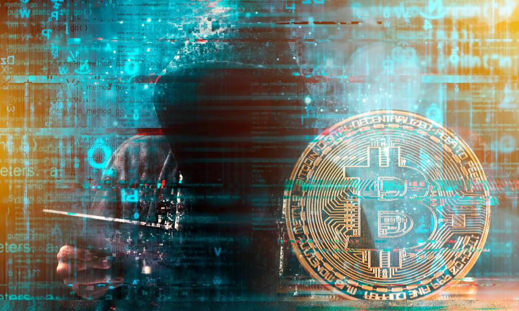 NYE METODER: En ny måte å tjene penger på, er å «låne» prosessorkraft fra de som besøker en nettside til utvinning av kryptovaluta. Foto: Shutterstock / NTB Scanpix