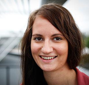 SKEPTISK: Ida Småge Breidablikk i Forbrukertilsynet, som skal sørge for at markedsføringsloven holdes, er skeptisk til Buzzadors merking. Foto: Forbrukertilsynet