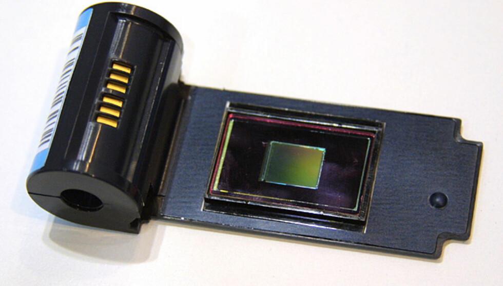 DIGITAL FILMRULL: Tanken var god, men kvaliteten på bildene var tvilsom - til og med i 1998-målestokk. Foto: Dpreview.