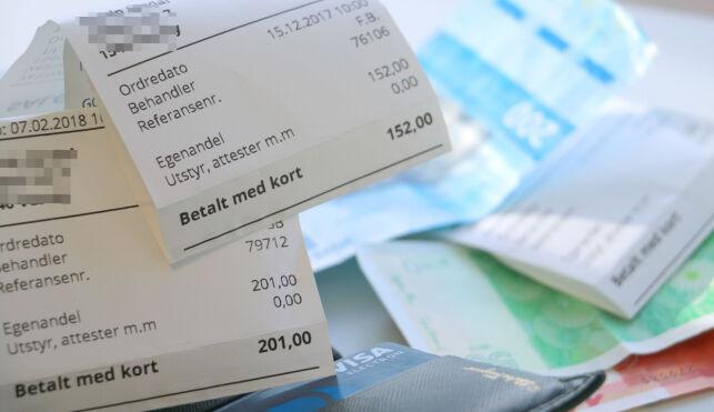image: 3 av 5 pasienter må betale 30 prosent høyere egenandel hos fastlegen