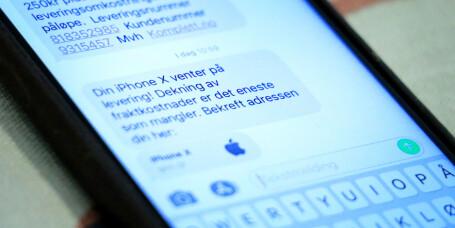 Komplett advarer mot iPhone X-svindel