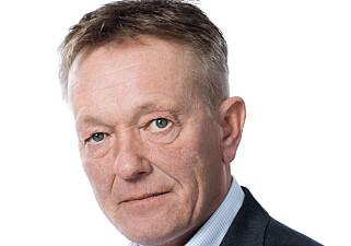 ALVORLIG: Selv om Hafslund tar alle feil alvorlig, tror kommunikasjonssjef Morten Schau i Hafslund ikke det var stor brannfare i dette tilfellet. Foto: Hafslund