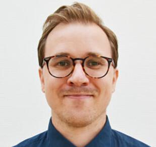 Jørgen Bakke Fredriksen, kommunikasjonsrådgiver i Oslo kommunes renovasjonsetat.