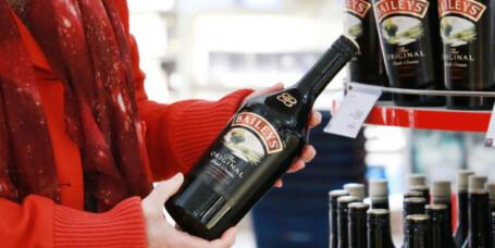 Slik foreslår EU at alkoholholdig drikke skal merkes