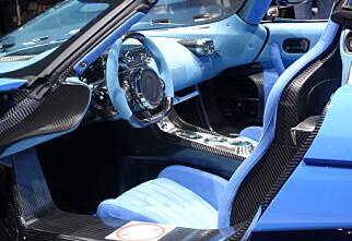 Den blå messa