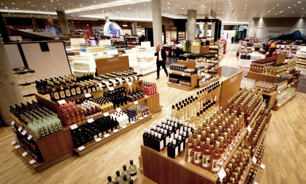 image: Dette kan du ikke hamstre på alkoholkvota