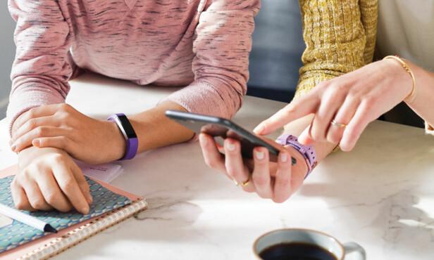 BARNEUTGAVE AV ALTA: Fitbits nye aktivitetsarmbånd ser prikk likt ut som deres Alta-armbånd. Foto: Produsenten