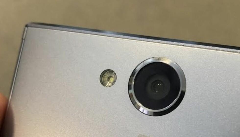 HOVEDKAMERA: De fleste kameraene tar bilder med bildeoppløsning på 10-20 megapiksler, som er tilstrekkelig til alle behov i 2018. Foto: Bjørn E Loftås