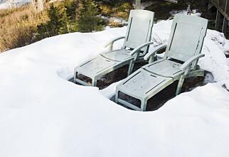Slik blir du kvitt snøen raskere