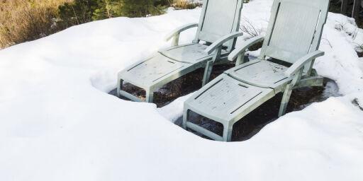 image: Slik blir du kvitt snøen raskere