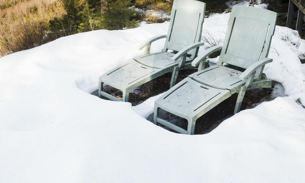 image: Slik får du snøen til å smelte raskere