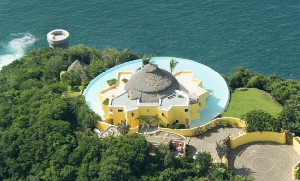MER ANONYMT: Naboen til Paradis Hotel er helt lik realityhotellet, men litt mindre kjent. Foto: Careyes.com