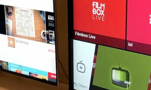 image: 70+: Kjempe-TV-er til lavpris