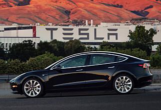 Consumer Reports slakter Tesla Model 3-bremsene