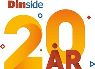 image: I år fyller Dinside 20 år. Og vi er kommet for å bli