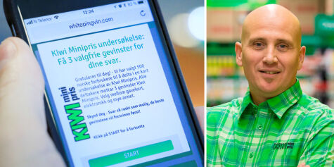 image: 150.000 fikk Kiwi-SMS – slik blir de lurt i fella