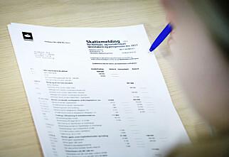 Husk å betale restskatt innen 20. august