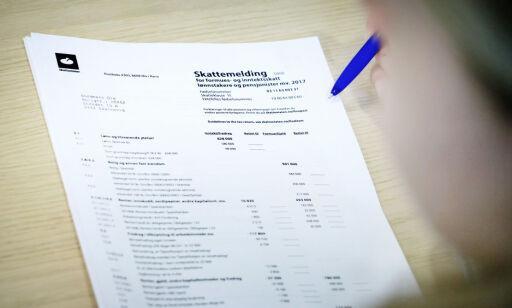 image: Sjekk skattemeldingen steg for steg