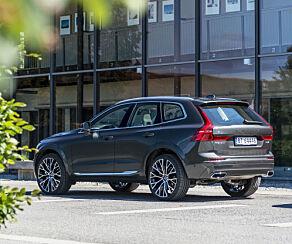 image: Nå lager Volvo «verdens beste biler»
