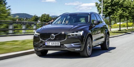 image: Volvoer til Norge bygges i Kina, mens svenskbygde Volvoer sendes til USA