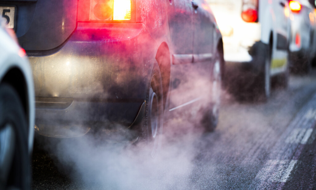AVGIFTSKOMPONENT: Det er CO2-utslippene som fortsatt utløser mest engangsavgifter. Men nå endres innslagspunktene og satsene. Foto: Berit Roald / NTB scanpix
