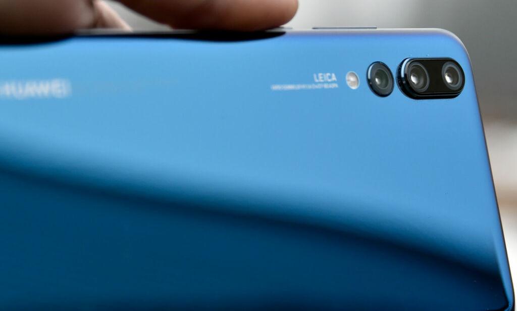 image: Vi har prøvd Huawei P20 Pros kamera: – Rett og slett magisk