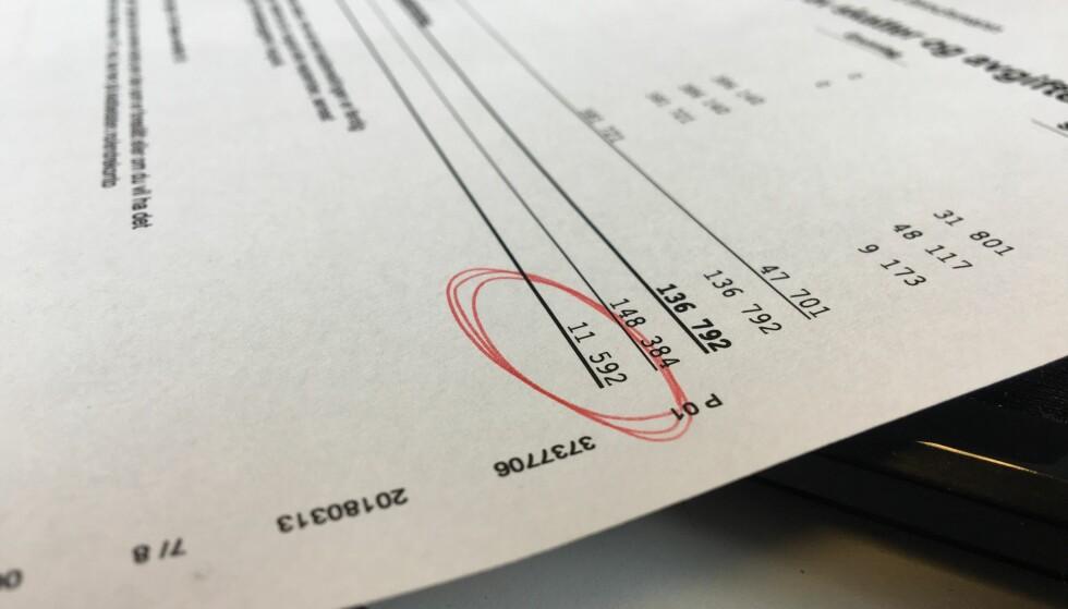 NÅR KOMMER SKATTEPENGENE? Ifølge Skatteetaten blir skatteoppgjøret sendt deg så fort det er klart, og tidligst 27. juni. Foto: Berit B. Njarga