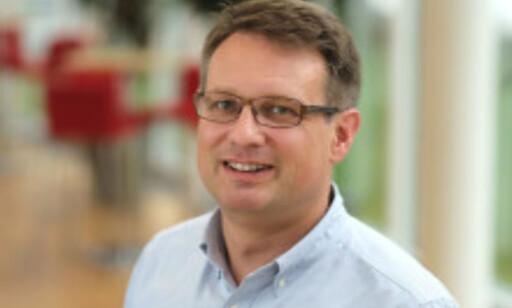 SIKRE BOLIGEN: Kommunikasjonsrådgiver i IF Forsikring, Sigmund Clementz, ber oss gjøre det vi kan før flommen. Foto: IF Forsikring