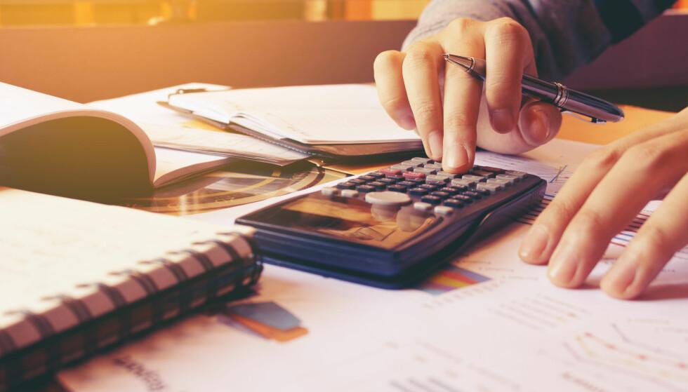 ASK-FEIL I SKATTEMELDINGEN: Du bør sjekke at skjermingsfradraget for aksjene dine på aksjesparekontoen stemmer i skattemeldingen. Hvis du vil endre skjermingen bør du kontakte ASK-leverandøren din, slik at feilen kan bli rettet opp for framtidige skattemeldinger også. Foto: Shutterstock/NTB Scanpix.