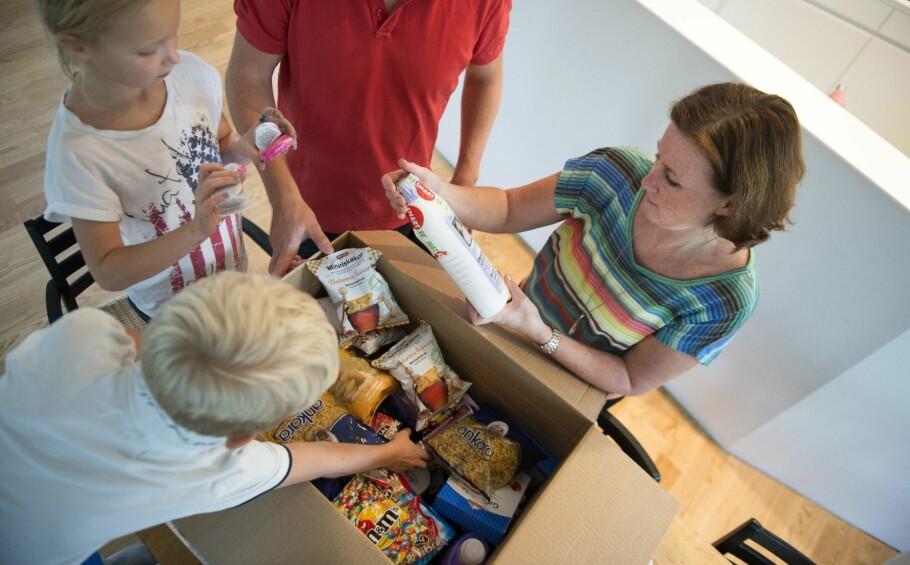 BILLIGERE MAT: Holdbart, Havaristen og Matsmart lover billigere mat og bedre samvittighet enn hos konkurrentene. Foto: Maja Suslin/ TT NYHETSBYRÅN/NTB SCANPIX