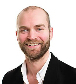 SUKSESS: Lars Strömgren i Cykelfrämjanet jubler over den svenske støtteordningen for elsykler. Foto: Cykelfrämjanet