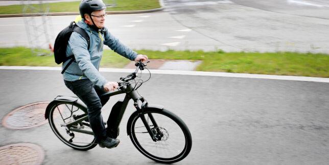 image: Bør du velge el-sykkel eller vanlig sykkel?