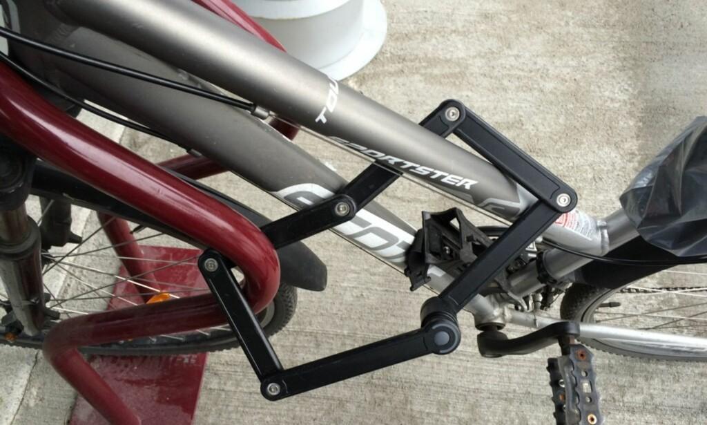 UTRYGT: På grunn av den høye prisen er elsykler mer utsatt for tyveri enn vanlige sykler. Foto: Tore Neset
